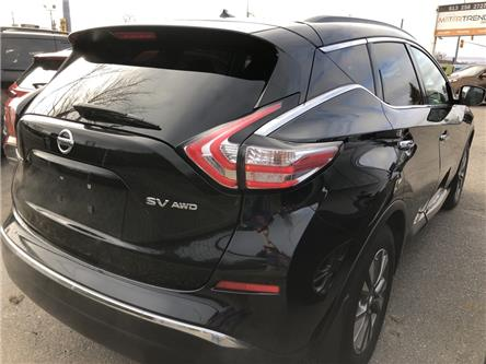 2016 Nissan Murano SV (Stk: -) in Kemptville - Image 2 of 18