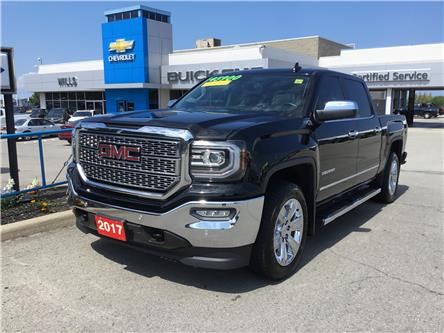2017 GMC Sierra 1500 SLT (Stk: 175593) in Grimsby - Image 1 of 15