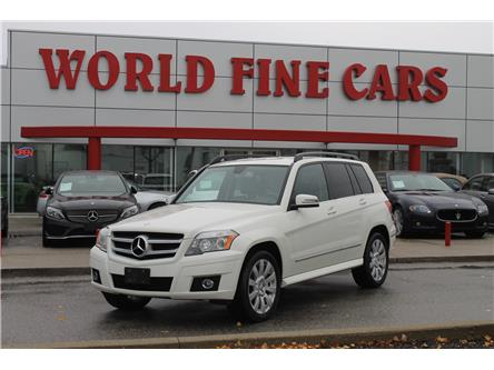 2010 Mercedes-Benz Glk-Class Base (Stk: 17095) in Toronto - Image 1 of 20