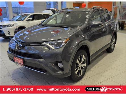 2018 Toyota RAV4  (Stk: 430961B) in Milton - Image 1 of 36
