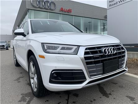 2020 Audi Q5 45 Progressiv (Stk: 51245) in Oakville - Image 1 of 21