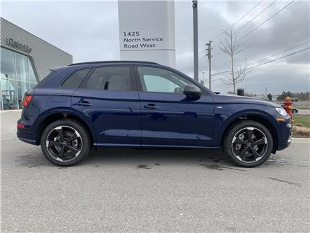 2020 Audi Q5 45 Progressiv (Stk: 51258) in Oakville - Image 2 of 21
