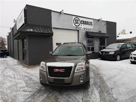 2012 GMC Terrain SLE-2 (Stk: -) in Winnipeg - Image 1 of 14
