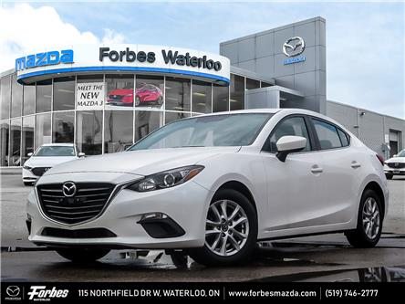 2016 Mazda Mazda3 GS (Stk: L2383) in Waterloo - Image 1 of 21