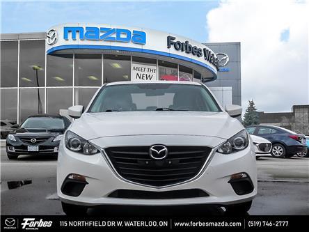 2016 Mazda Mazda3 GS (Stk: L2383) in Waterloo - Image 2 of 21