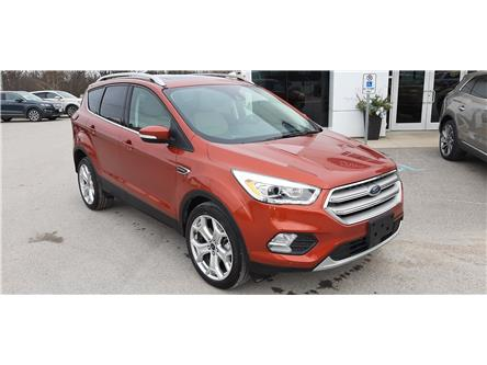 2019 Ford Escape Titanium (Stk: P0492) in Bobcaygeon - Image 1 of 27