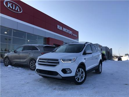 2018 Ford Escape SEL (Stk: P0450) in Calgary - Image 1 of 21