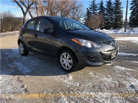 2013 Mazda Mazda2 GX (Stk: 10035.0) in Winnipeg - Image 1 of 18