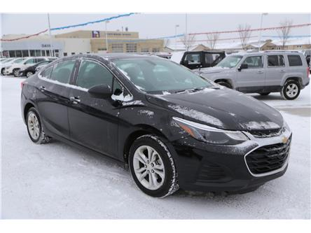 2019 Chevrolet Cruze LT (Stk: 180412) in Medicine Hat - Image 1 of 23