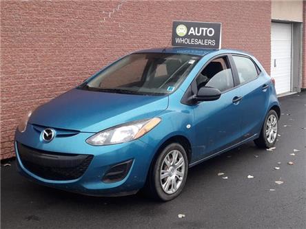2012 Mazda Mazda2 GX (Stk: N226AP) in Charlottetown - Image 1 of 6