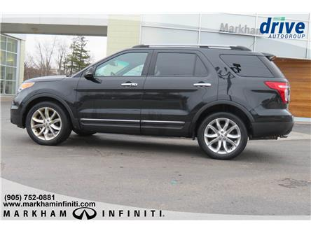 2012 Ford Explorer Limited (Stk: L092A) in Markham - Image 2 of 25