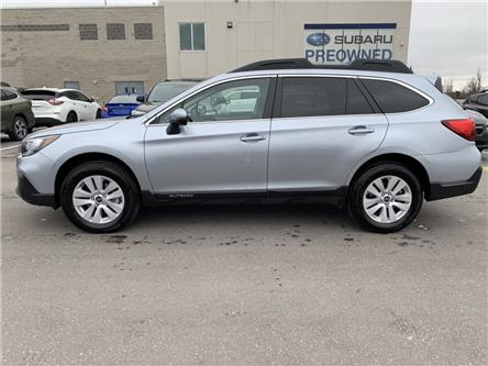 2019 Subaru Outback 2.5i Touring (Stk: SUB1543R) in Innisfil - Image 2 of 12