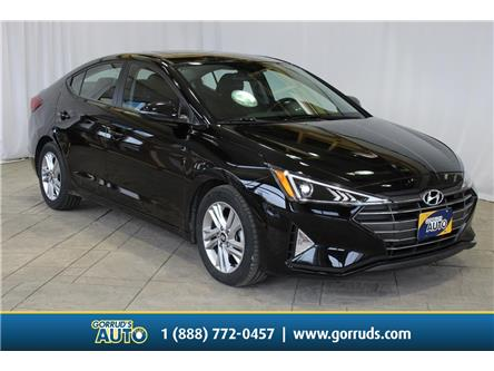2019 Hyundai Elantra Preferred (Stk: 743799) in Milton - Image 1 of 43