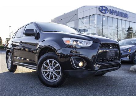 2015 Mitsubishi RVR SE (Stk: AH8938A) in Abbotsford - Image 2 of 18