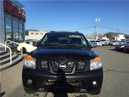 2010 Nissan Armada Platinum Edition (Stk: N98-8893A) in Chilliwack - Image 2 of 15
