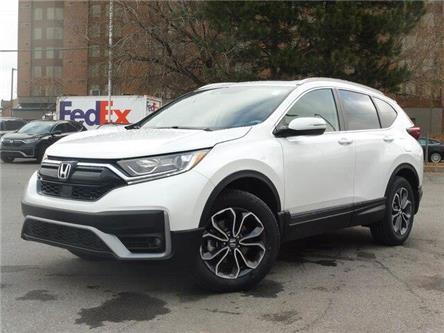 2020 Honda CR-V EX-L (Stk: 20-0125) in Ottawa - Image 1 of 12