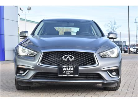 2018 Infiniti Q50 2.0t LUXE (Stk: A0104) in Ottawa - Image 2 of 29