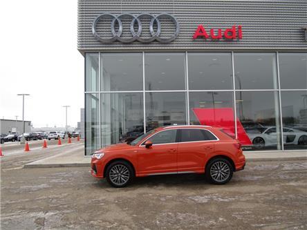 2020 Audi Q3 45 Progressiv (Stk: 200029) in Regina - Image 2 of 24