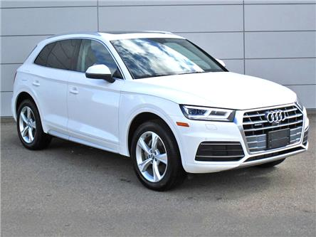 2019 Audi Q5 45 Progressiv (Stk: 6599) in Regina - Image 1 of 33