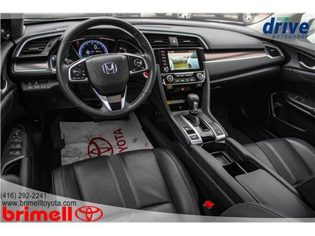 2019 Honda Civic Touring (Stk: 207682A) in Scarborough - Image 2 of 28