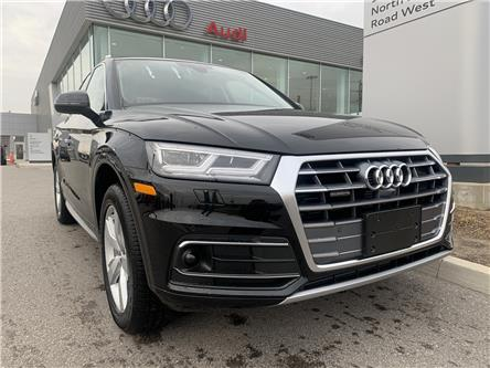 2020 Audi Q5 45 Technik (Stk: 51243) in Oakville - Image 1 of 21