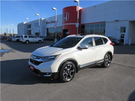2017 Honda CR-V Touring (Stk: VA3719) in Ottawa - Image 1 of 27