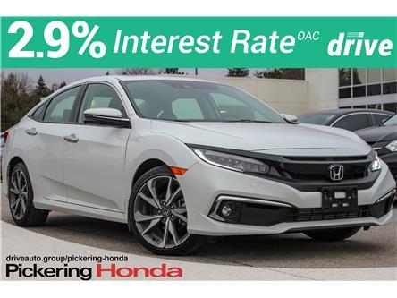 2019 Honda Civic Touring (Stk: P5474) in Pickering - Image 1 of 31