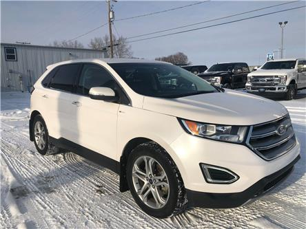 2015 Ford Edge Titanium (Stk: 9280A) in Wilkie - Image 1 of 24