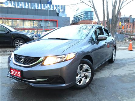 2015 Honda Civic LX (Stk: HP3620) in Toronto - Image 1 of 27