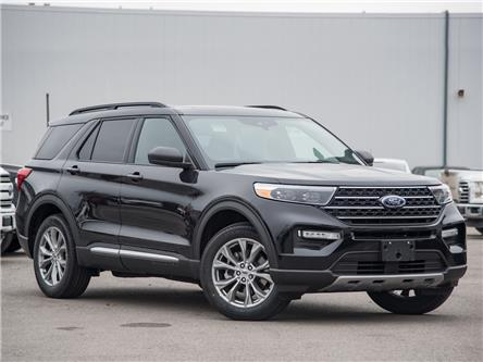 2020 Ford Explorer XLT (Stk: 20EX090) in St. Catharines - Image 1 of 24