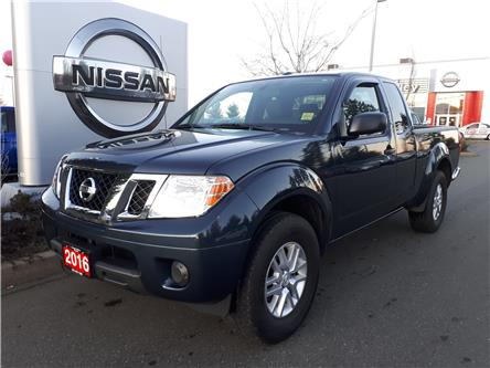 2016 Nissan Frontier SV (Stk: P0124A) in Courtenay - Image 1 of 9