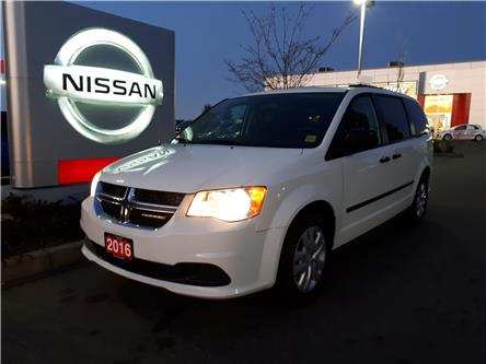 2016 Dodge Grand Caravan SE/SXT (Stk: P0145) in Courtenay - Image 1 of 9