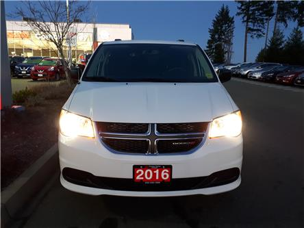 2016 Dodge Grand Caravan SE/SXT (Stk: P0145) in Courtenay - Image 2 of 9