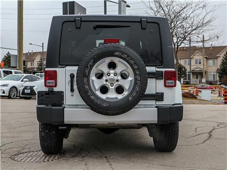 2014 Jeep Wrangler Sahara (Stk: 12651G) in Richmond Hill - Image 2 of 21