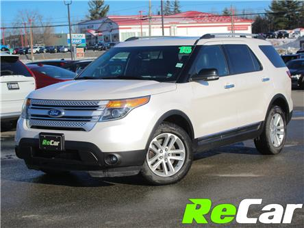 2015 Ford Explorer XLT (Stk: 191384A) in Fredericton - Image 1 of 11