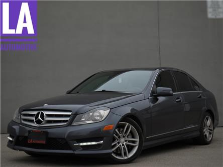 2013 Mercedes-Benz C-Class Base (Stk: 3245) in North York - Image 1 of 28