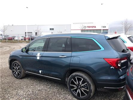 2020 Honda Pilot Touring 7P (Stk: I200213) in Mississauga - Image 2 of 5
