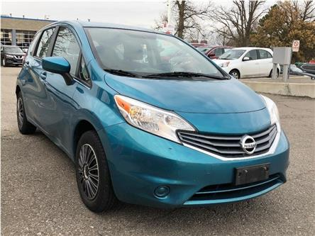 2015 Nissan Versa Note SV | CERTIFIED | BACK UP CAMERA!!! (Stk: N4109A) in Mississauga - Image 1 of 14
