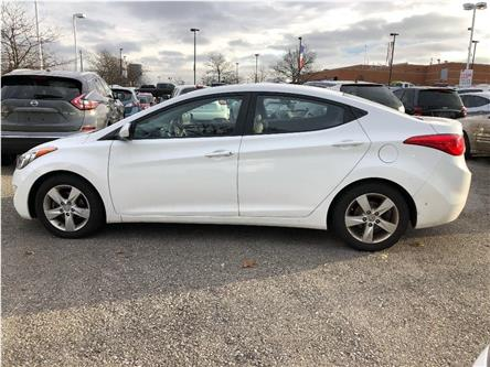 2013 Hyundai Elantra GLS | CERTIFIED | ONE OWNER  | NO ACCIDENT (Stk: N3796A) in Mississauga - Image 2 of 14