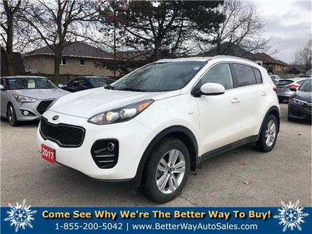 2017 Kia Sportage LX |AWD |BACKUP CAM | HEATED SEATS |BLUETOOTH (Stk: 5477A) in Stoney Creek - Image 1 of 21