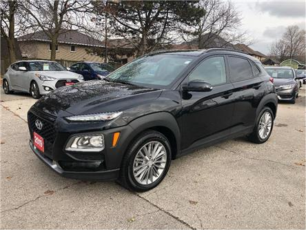 2019 Hyundai Kona LUXURY| LEATHER | AWD | SUNROOF | LANE DEPARTURE (Stk: 5569) in Stoney Creek - Image 2 of 25
