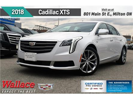 2018 Cadillac XTS HTD SEATS/CARPLAY/BOSE/PARK ASST/19s/WARRANTY (Stk: PR5112) in Milton - Image 1 of 21