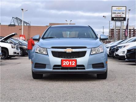 2012 Chevrolet Cruze LT Turbo | 1-OWNER | CLN HISTRY | REMOTE STRT (Stk: 138036A) in Milton - Image 2 of 20