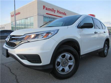 2015 Honda CR-V AWD 5dr LX | ECO MODE | HEATED SEATS | BACK UP CAM (Stk: 122674P) in Brampton - Image 1 of 30