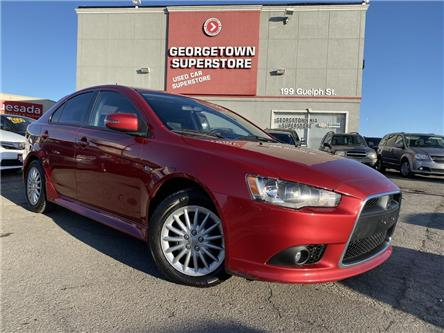 2015 Mitsubishi Lancer Sportback SPORTBACK | LEATHER | SUNROOF | 5 SPEED |HTD SEATS (Stk: P12823) in Georgetown - Image 2 of 27