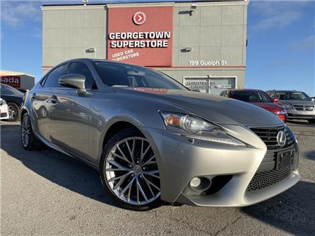 2015 Lexus IS 250 AWD | SUNROOF | CAMERA | HTD/COOLED SEATS |LEATHER (Stk: DR606B) in Georgetown - Image 2 of 30