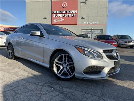 2014 Mercedes-Benz E-Class COUPE | AWD | NAVI | PANO ROOF | 360 CAM | (Stk: GSP186) in Georgetown - Image 2 of 28