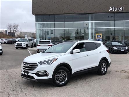 2018 Hyundai Santa Fe Sport SE (Stk: 4153A) in Brampton - Image 2 of 21