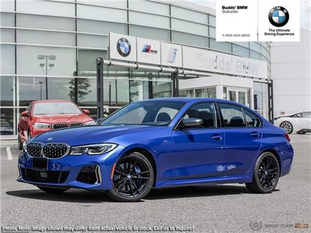 2020 BMW M340 i xDrive (Stk: B713318) in Oakville - Image 1 of 11