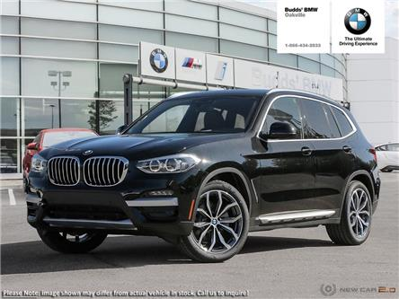 2020 BMW X3 xDrive30i (Stk: T598689) in Oakville - Image 1 of 10